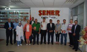 Bosna Hersek Ticaret Odasından Gelen Misafirlemiz Şirketimizi ziyaret etti.