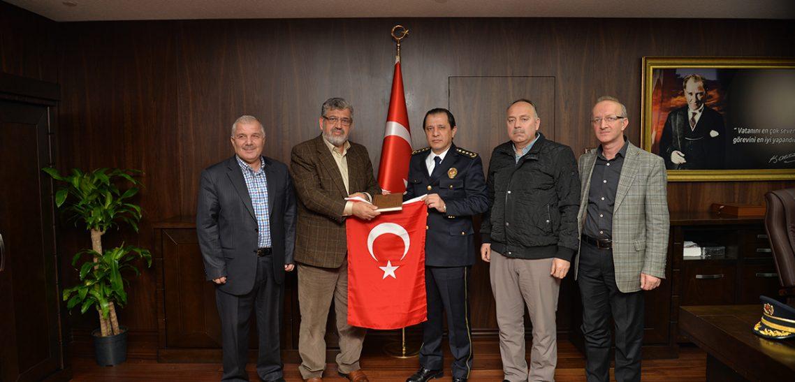 Bursa Emniyet Müdürü Sayın Selami Yıldız