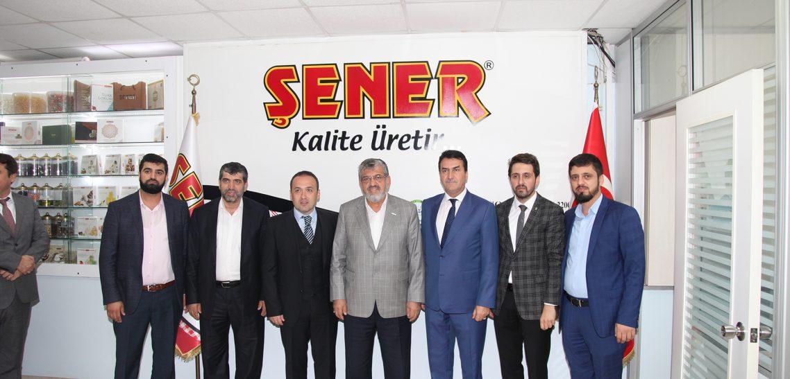 Osmangazi Belediye Başkanı sayın Mustafa Dündar fabrikamızı ziyaret ettiler.